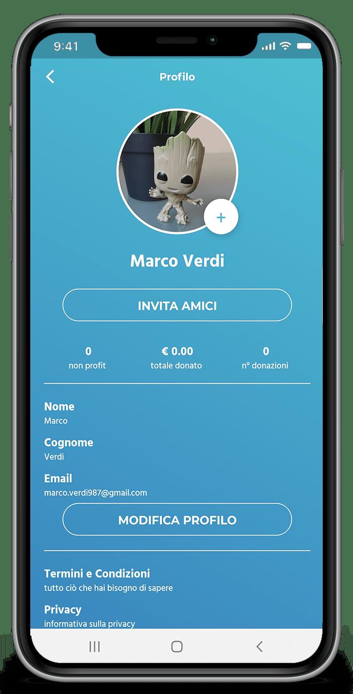 Sviluppo app per startup