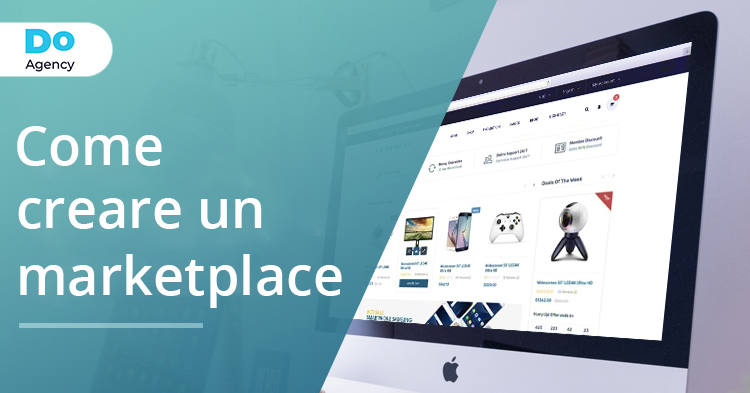 Come creare un marketplace