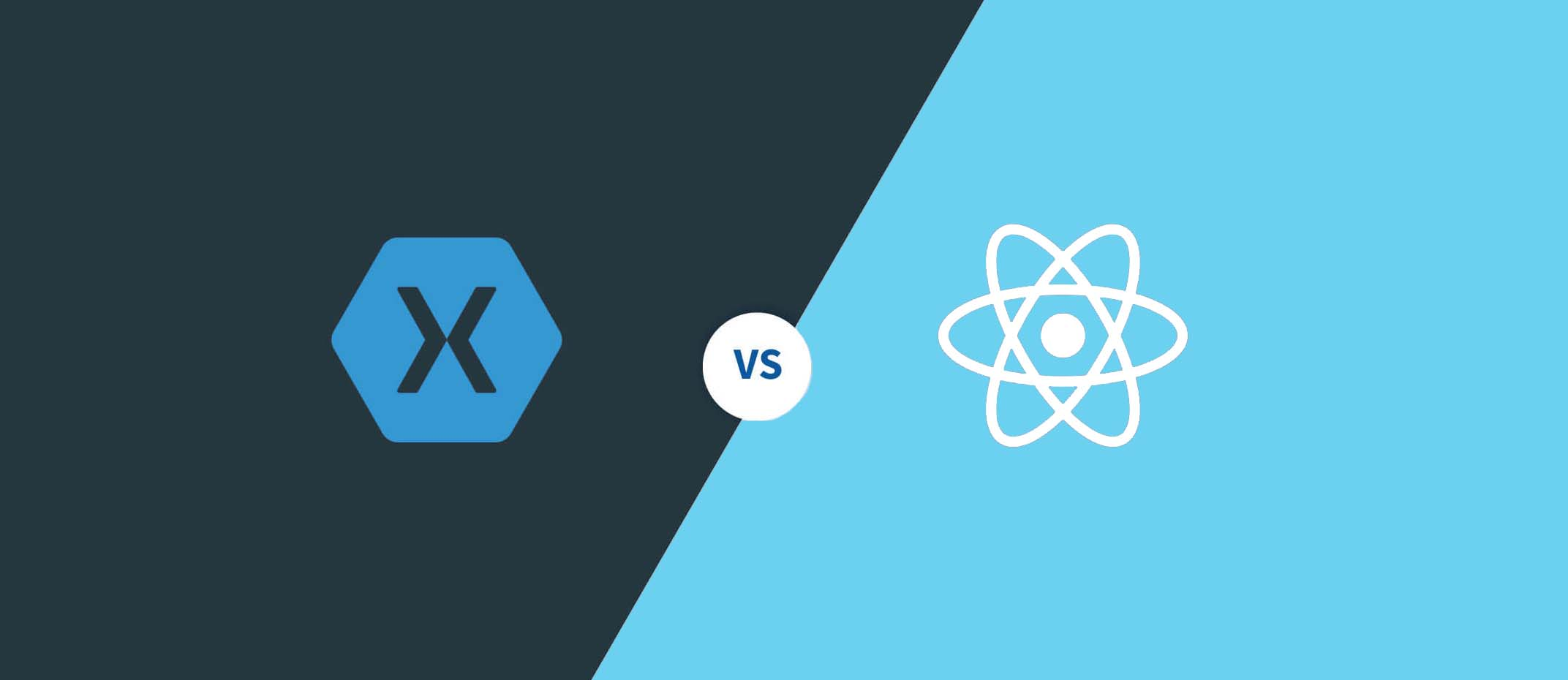 Xamarin e React Native