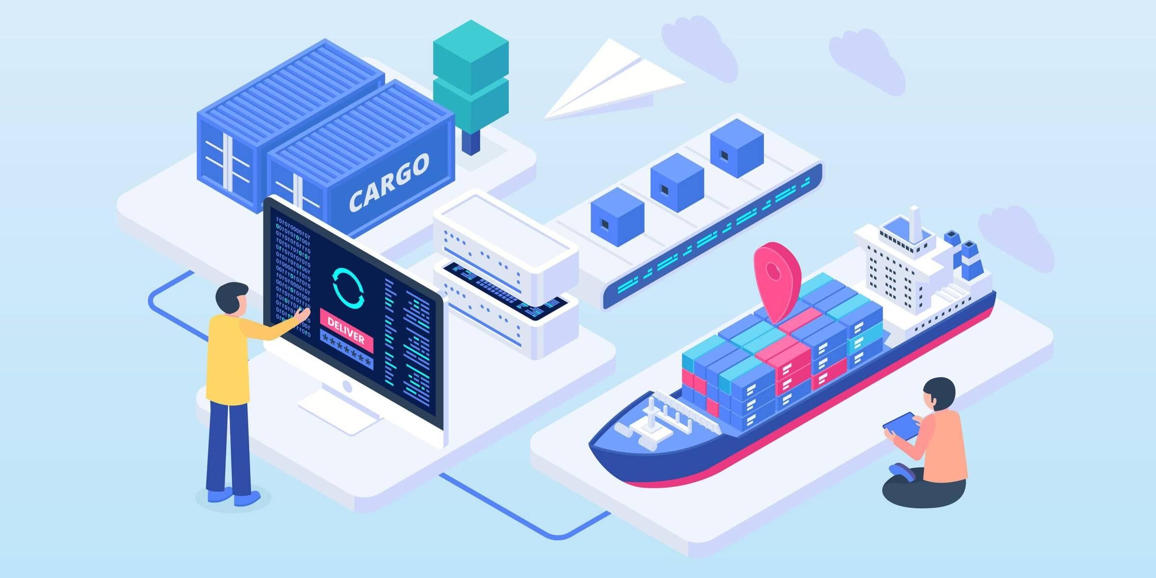Blockchain per la supply chain