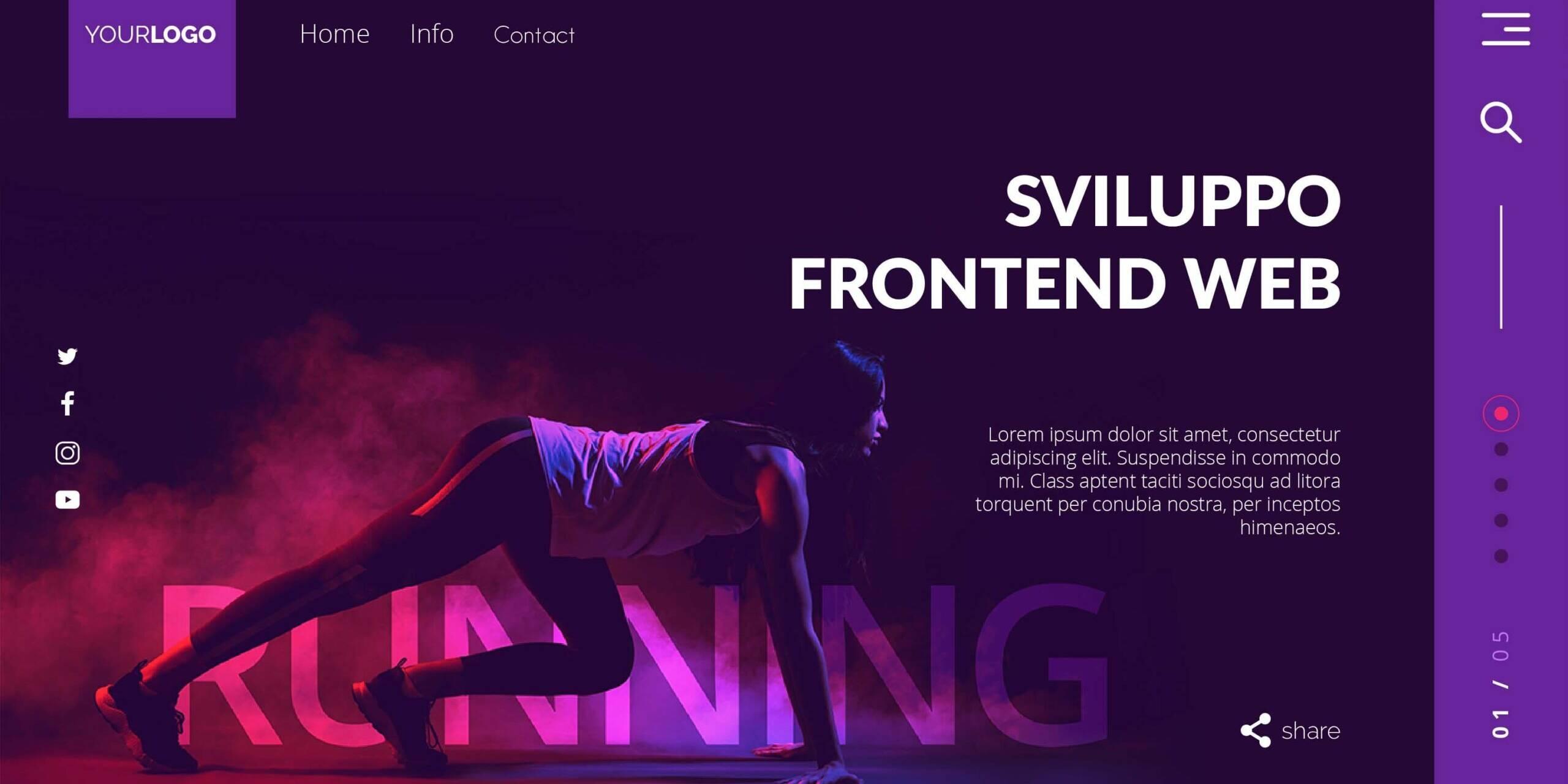 Siti web WordPress Come sviluppare il frontend