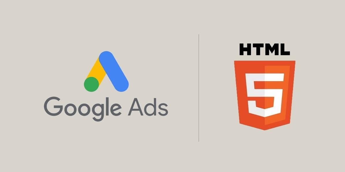 Banner HTML5 in Google Ads