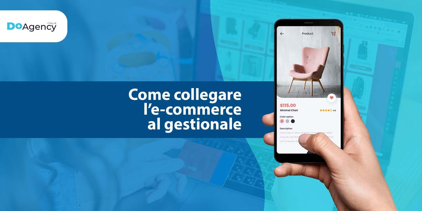 collegare ecommerce a gestionale